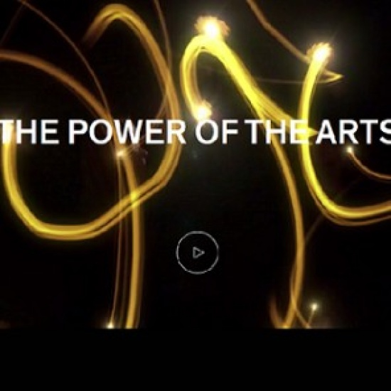 Bis 09.06.2017: Auszeichnung »The Power of Arts«
