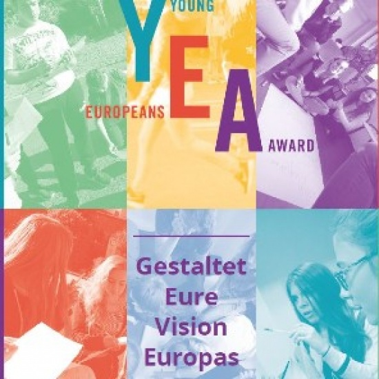 Bis 01.03.2018: Young Europeans Award: »To be or not to be… a European?«